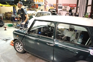 Classic Mini Cooper Repair and Restoration
