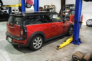 MINI Cooper Repair  MINI COOPER R56 Repair and Service