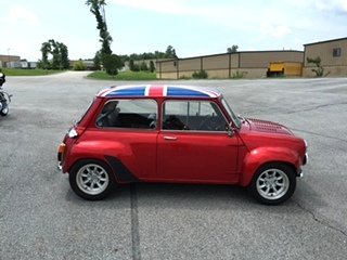 Classic Mini Cooper Repair