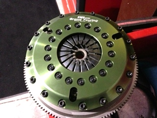 MINI Cooper Clutch Repair
