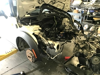 MINI Cooper Engine Replacement