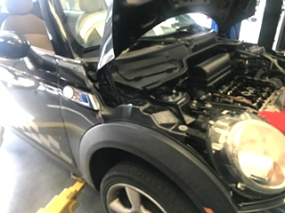 MINI Cooper Spark Plug Replacement