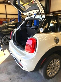 MINI do More MINI Cooper towing hitches
