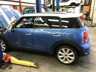 MINI Cooper Repair MINI Cooper Repair Knoxville Tn