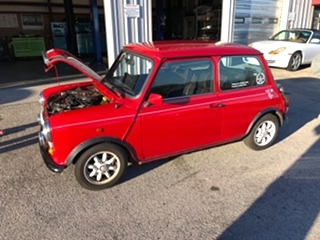 Classic Mini Maintenance