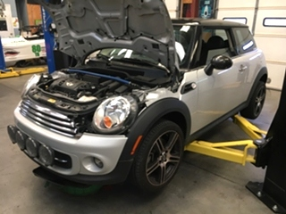 MINI Cooper Performance Upgrades